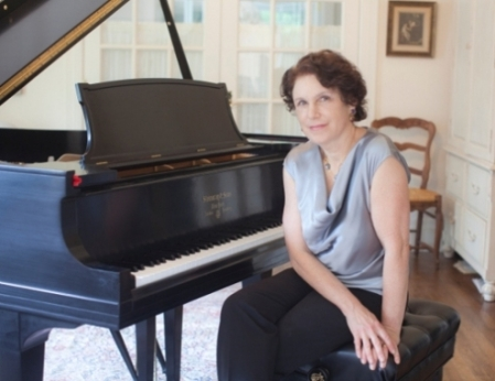 Classical composer and pianist, Sharon Ruchman
