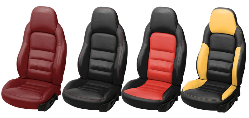 New option available for OE C6 Corvette Seat Covers -- Mid ...