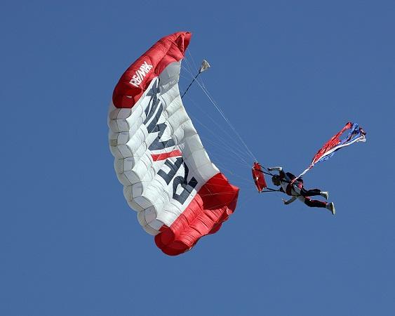 REMAX Skydiving Team next Saturday March 19th at 7 30pm at Pizza Hut Park Dallas Texas
