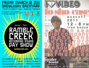 Thumbtack Sponsored Day Shows - SXSW