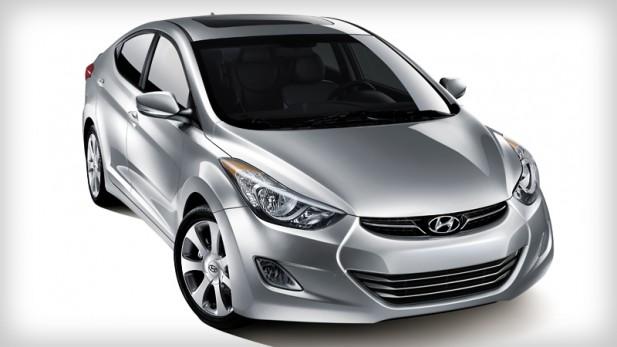 The New 2011 Hyundai Elantra Has Arrived At Texoma Hyundai Dealership In Sherman Texas