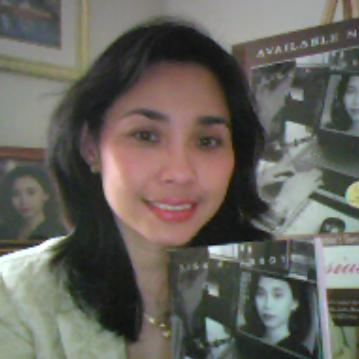 Author Fida Abbott and Her Book, Enthusiasm