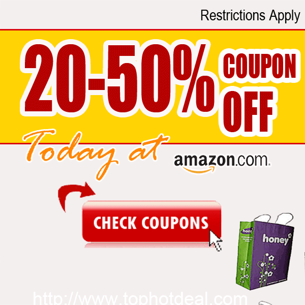 Discount coupons for amazon shopping