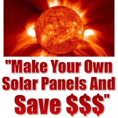 Solar panels for your home >>>