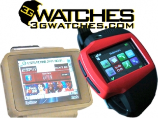 K1 and Trek Internet Watch Phones