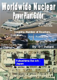 Worldwide Nuclear Power Plant Guide