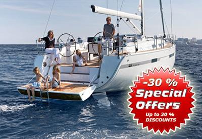 Sail Croatia 2011 in Bavaria 45 Cruiser
