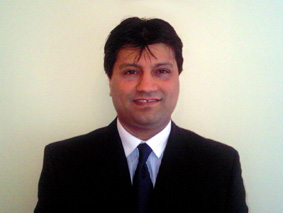 Ashwin Roda, general manager of Lydiard House