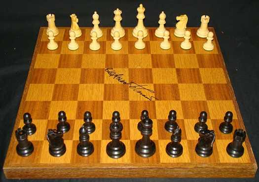 Chess Set Used By Bobby Fischer And Boris Spassky Will Be Sold At Auction April 1-3 In -6702