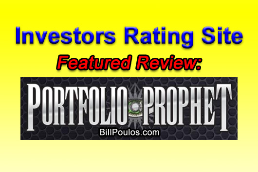 Portfolio Prophet Bill Poulos System and Software