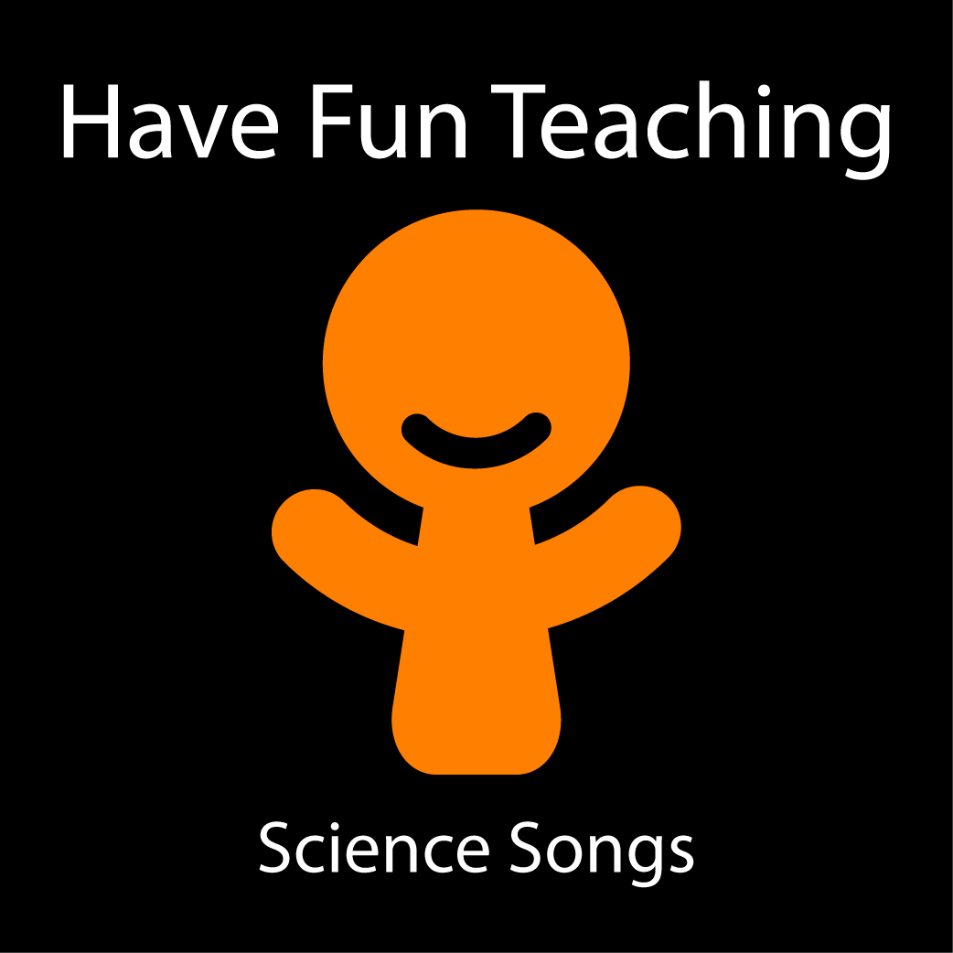 Science CD by Have Fun Teaching