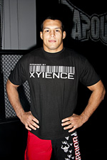"Vinny ""Pezao"" Magalhaes Joins Team XYIENCE"