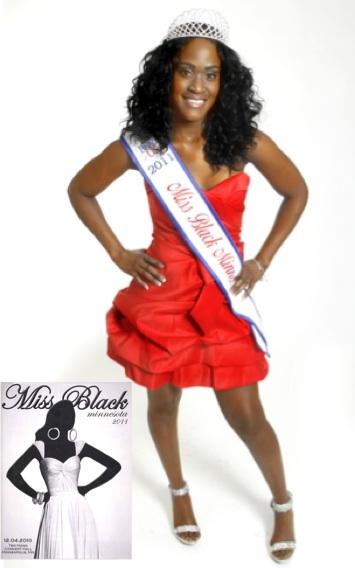 Miss Black Minnesota 2011 - Zanell Brown