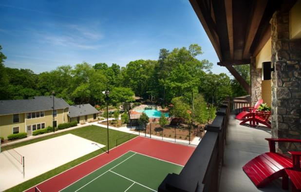 Rockledge Sand Volleyball Court