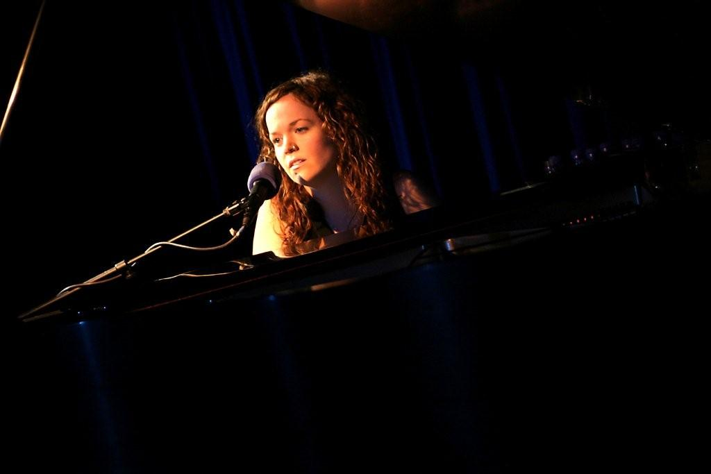 Allison Crowe New York concert - Ben Strothmann