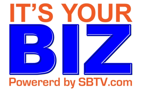 It's Your Biz Powered By SBTV Logo