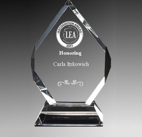 LEA Award 2011