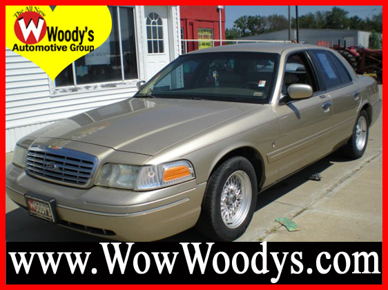 used 2000 ford crown victoria for sale in kansas city mo stock 004775 sonja griesbach prlog. Black Bedroom Furniture Sets. Home Design Ideas