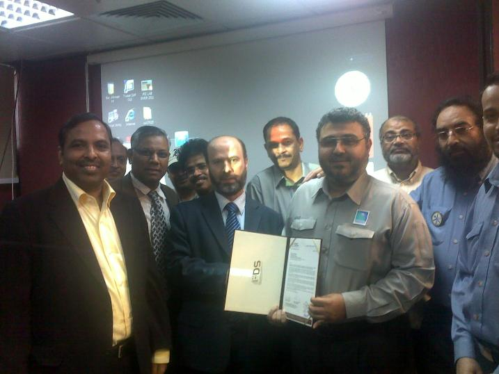 Jiddah Refinary recomanded for ISO/IEC 17025