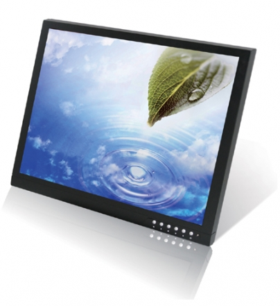 Energy efficient LED monitor from Vigilant  Vision