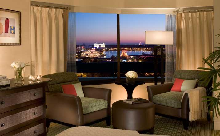 Hilton Orlando Resort Lake Buena Vista 4