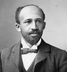 w.e.b. dubois research paper