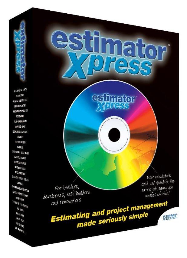 HBXL's EstimatorXpress estimating software