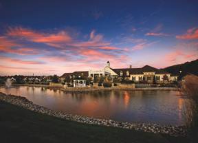 The 40,000 sq. ft. clubhouse at Regency at Monroe