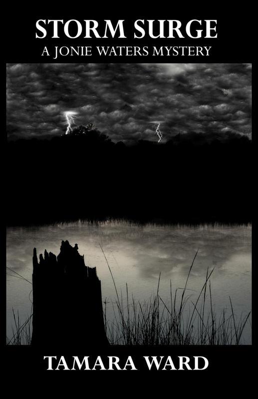 Storm Surge, A Jonie Waters Mystery by Tamara Ward