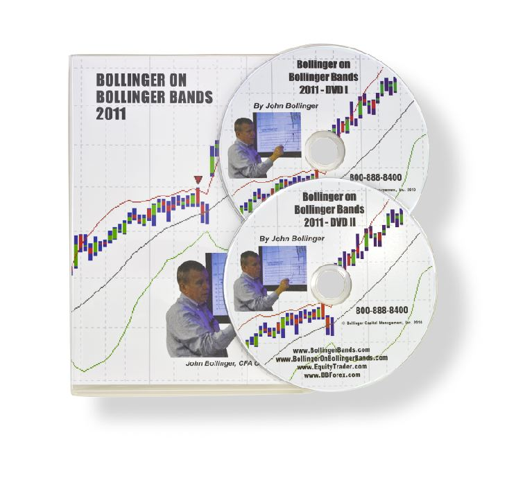 Bollinger Bands 2011 DVD Set