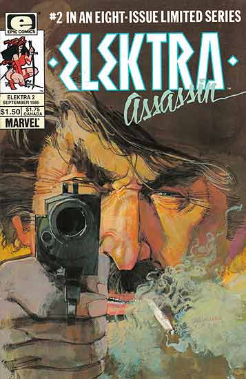 Elektra Assassin 2 - Bill Sienkiewicz
