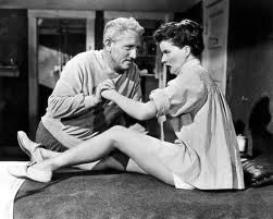 Pat and Mike -- Spencer Tracy & Katharine Hepburn