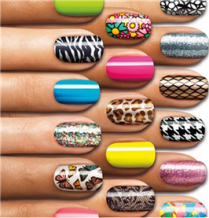 finger nail trends 2011 one