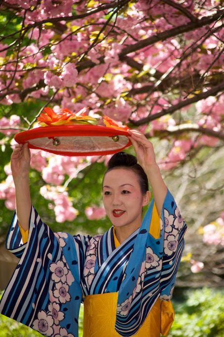 Hanagasa Odori: Flower Hat Dance Procession