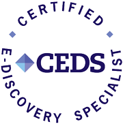 Certified E-Discovery Specialist