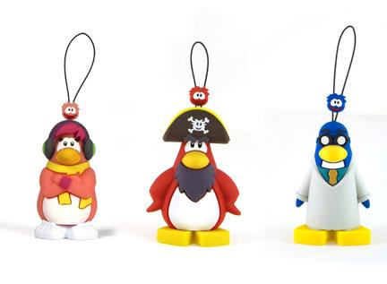 Dane-Elec Club Penguin USB Drives