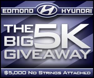Big 5K Giveaway