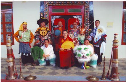 Tibetan Cultural Pageant