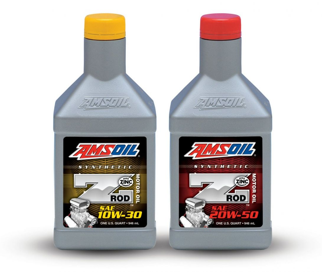 New High Zinc Synthetic Motor Oil For Flat Tappet Cams