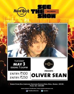 Oliver Sean Hard Rock Cafe So Good Poster