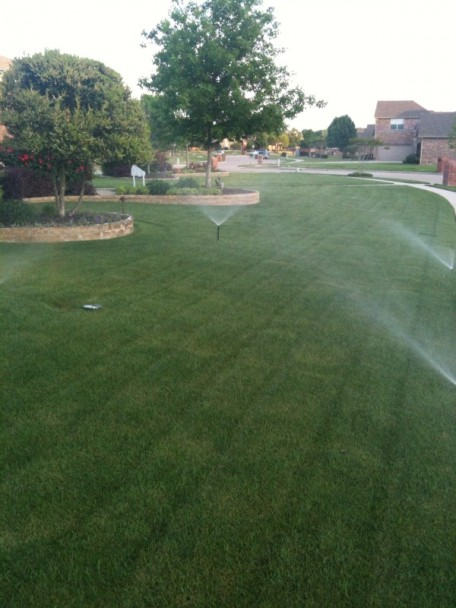 Irrigation/Lawn Maintenance