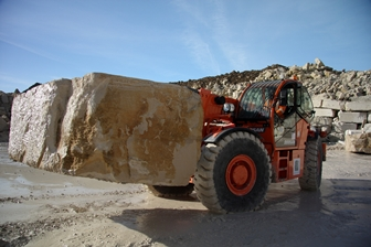 The DT160 at Jordan's mine