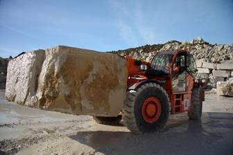 The DT160 at Jordan's mine