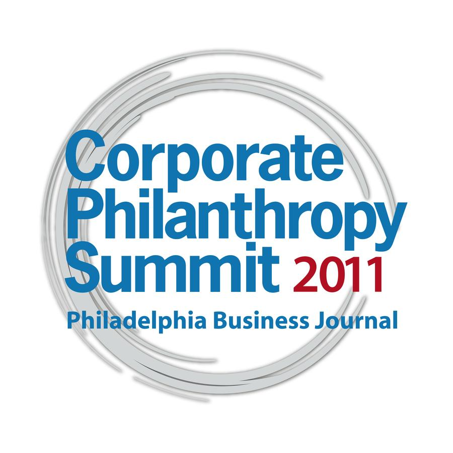 PBJ Corporate Philanthropy Awards Logo 2011