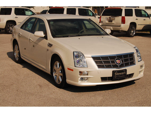 New 2011 Cadillac STS at Stewart Cadillac Houston Cadillac Dealer Texas