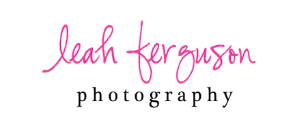 Photographer In Utah, Leah Ferguson Photography