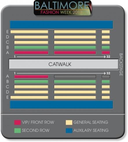 BFW Seating Chart