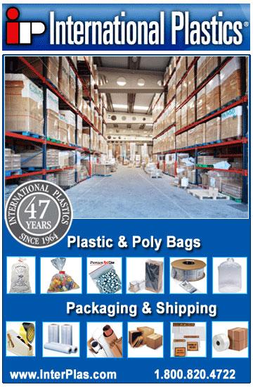 Poly Bags & Packaging Supplies: Interplas.com