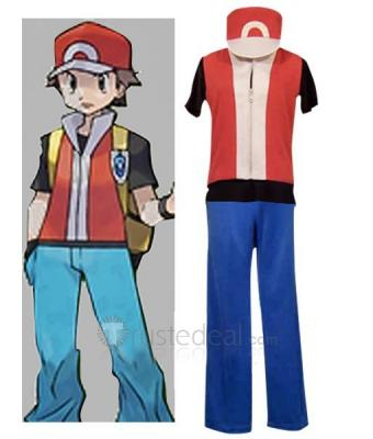 Pokemon Red cosplay $76.99