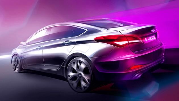 Hyundai i40 Concept